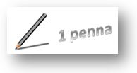 1 penna