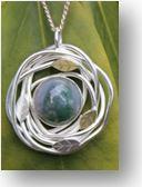 Marie Gaillards silversmycken