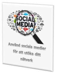 Använd sociala medier