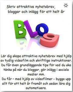 Skriv attraktiva nyhetsbrev, bloggar och inlägg