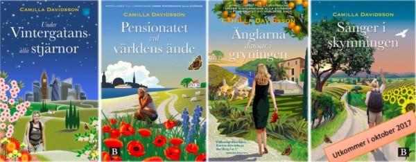 Camilla Davidssons böcker