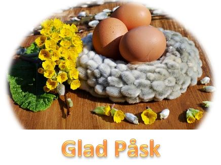 Glad Påsk-ägg