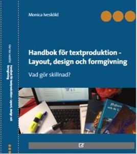 Omslagsförslag Handbok i textproduktion 2