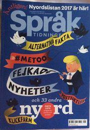 Tidningen Språk