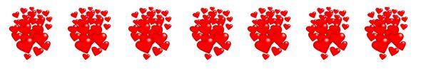 Hjärtan i miniatyr