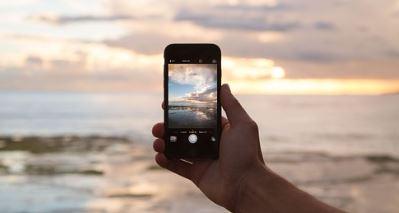 Mobilen är en kamera