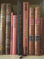 Serie böcker