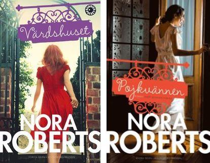 Nora Roberts Värdshuset och Pojkvännen