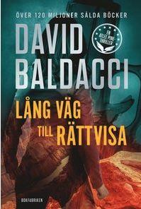 Daid Baldacci - Lång väg till rättvisa