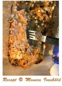 Recept Torsk med hackad scharlottenlök