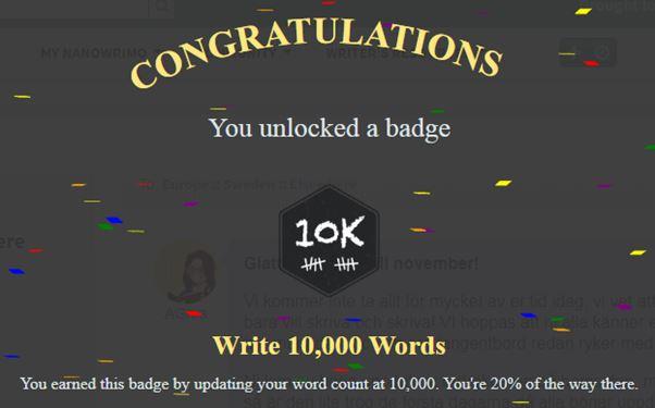 10000-ordsbadge