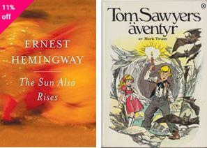 Hemingway och Mark Twain