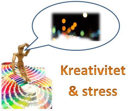 Kreativitet o stress