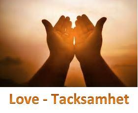 Love - tacksamhet