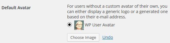 WP User Gravatar 3