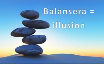 Balansera - illusion