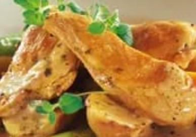 Kyckling med oregano