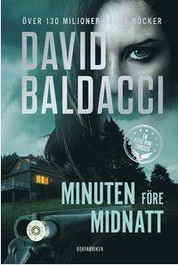 David Baldacci Minuten före midnatt