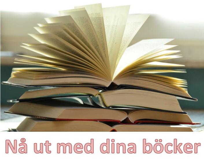 Nå ut med dina böcker
