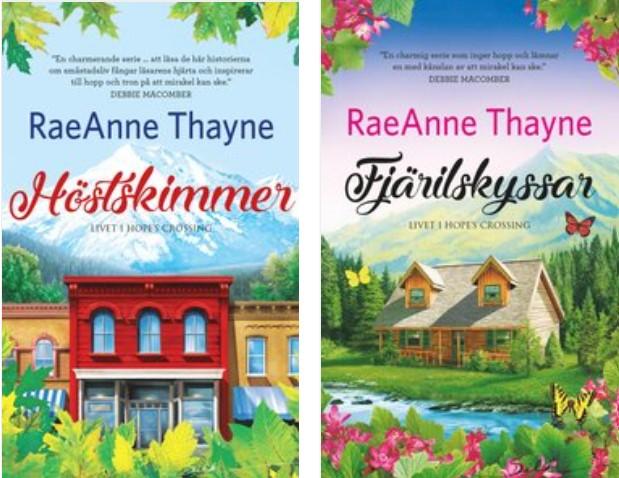 RaeAnne Thynes böcker