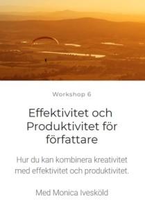 Effektivitet och produktivitet