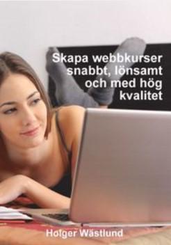 Skapa webbkurser snabbt