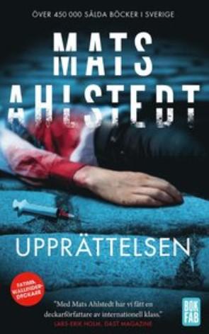 Upprättelsen av Mats Ahlstedt