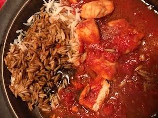Kyckling-chili