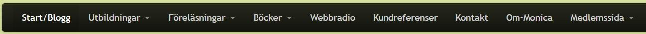 Meny webb